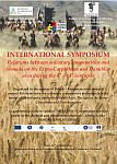 2015.04.28 -  INTERNATIONAL SYMPOSIUM - Relations between sedentary communities and nomads on the Extra-Carpathian and Danubian area during the 4th – 14th centuries - 28.04.2015